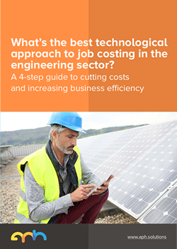 What's the best technological solution for job costing in engineering?