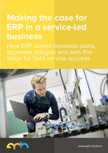 Get buy-in for your field service ERP project